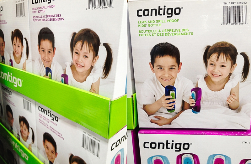 Commercial packaging photo by Chris