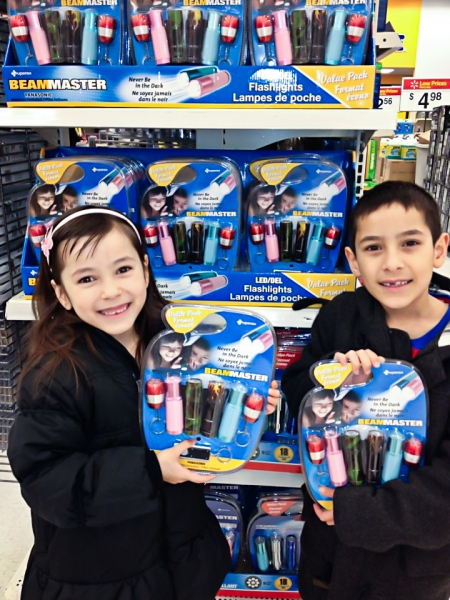 Commercial photo used on packaging in an edmonton store